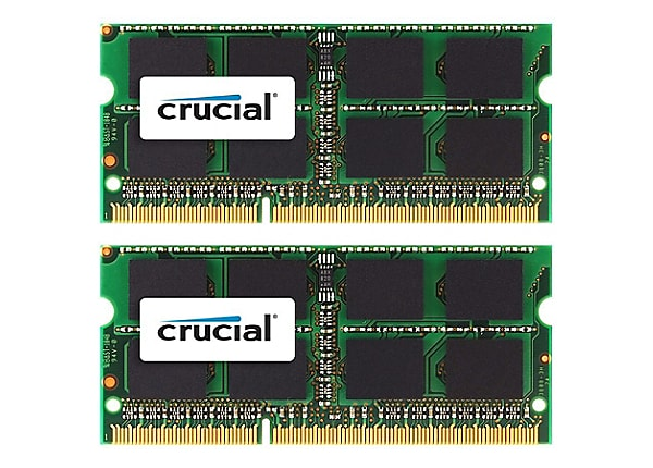 Crucial 8 GB SO-DIMM 204-pin DDR3 SDRAM