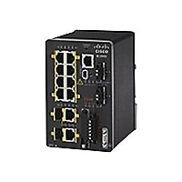 Cisco Industrial Ethernet 2000 Series - switch - 10 ports - managed