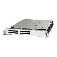 Cisco 24-Port 10GE Packet Transport Optimized Line Card - expansion module