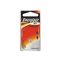 Energizer No. 377 - battery x SR66 - silver oxide