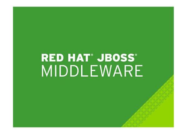 JBoss Enterprise Web Server Plus Extra Contact - standard subscription - 1