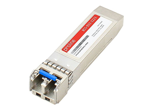 Proline Finisar FTLX1371D3BCL Compatible 10GBase-LRM MMF LC SFP+ 220M