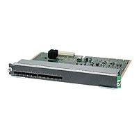 Cisco Line Card E-Series - switch - 12 ports - plug-in module
