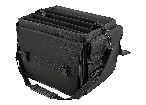 Jelco Padded Carry Bag For 5 Laptops Or