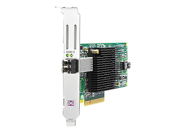 HPE 81E - host bus adapter - PCIe 2.0 x4 / PCIe x8 - 8Gb Fibre Channel