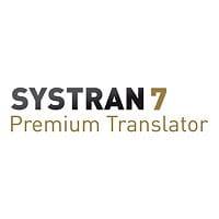 SYSTRAN Premium Translator English-World Language Pack (v. 7) - license - 1