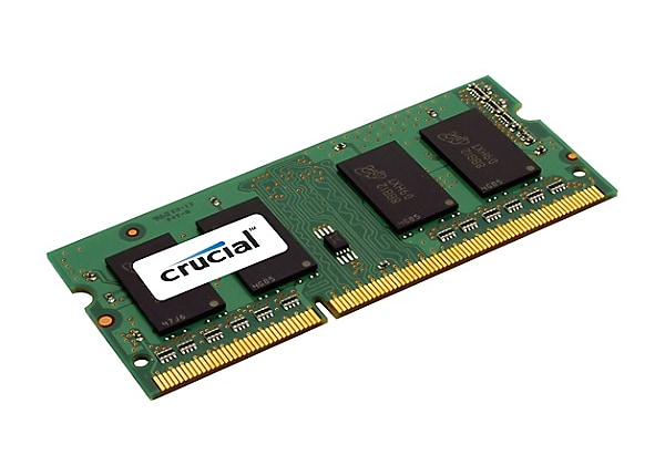 Crucial - DDR3L - module - 8 GB - SO-DIMM 204-pin - unbuffered