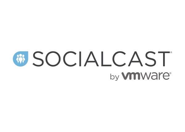 Socialcast On Premise platform - subscription license (2 years) + 2 Years V