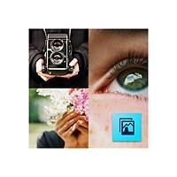 Adobe Photoshop Elements - upgrade plan (9 months) - 1 user