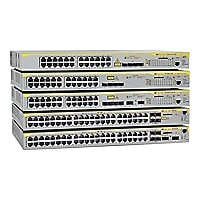 Allied Telesis AT x610-24Ts - switch - 24 ports - managed - rack-mountable