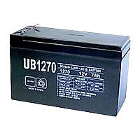 eReplacements - UPS battery - lead acid - 7 Ah