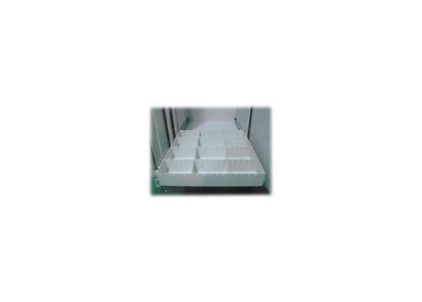 Turtle Multimedia drawer - storage media drawer