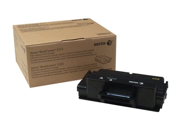 Xerox WorkCentre 3315/3325 - black - original - toner cartridge