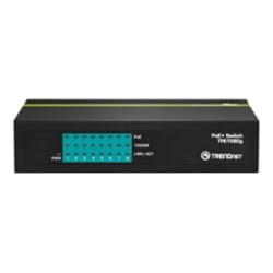 TRENDnet TPE TG80G GREENnet PoE+ Switch - switch - 8 ports