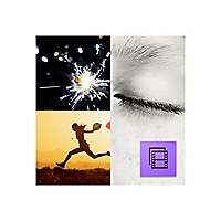 Adobe Premiere Elements - upgrade plan (renewal) (1 year) - 1 user