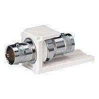 Panduit MINI-COM BNC Coax Coupler Module - modular insert (coupling)