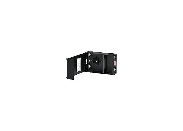 Leviton Opt-X Wall-Mount Enclosure - cabinet