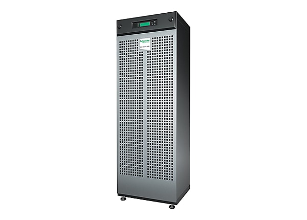 MGE Galaxy 3500 with 2 Battery Modules Expandable to 4 - UPS - 12 kW - 1500