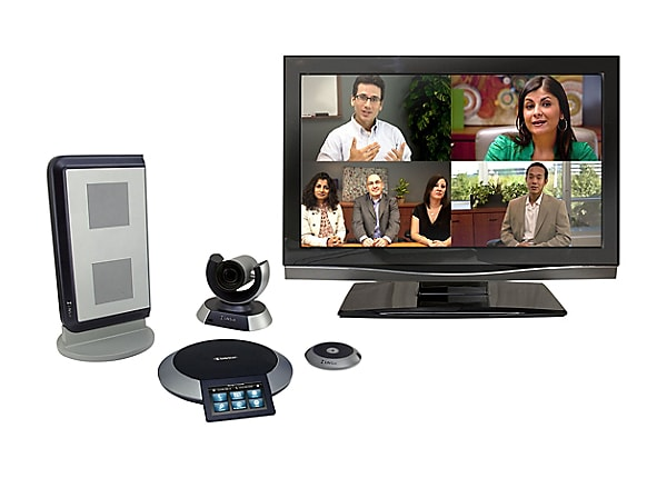 Lifesize Team 220 - video conferencing kit - with Lifesize Phone Second Gen