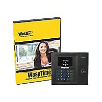 WaspTime Standard (v. 7) - box pack - 1 administrator, 50 employees - with