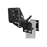 Gamber-Johnson Forklift Mount: Dual Clam Shell with Small Plate - mounting