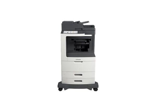 Lexmark MX811de 63 ppm Monochrome Multi-Function Printer