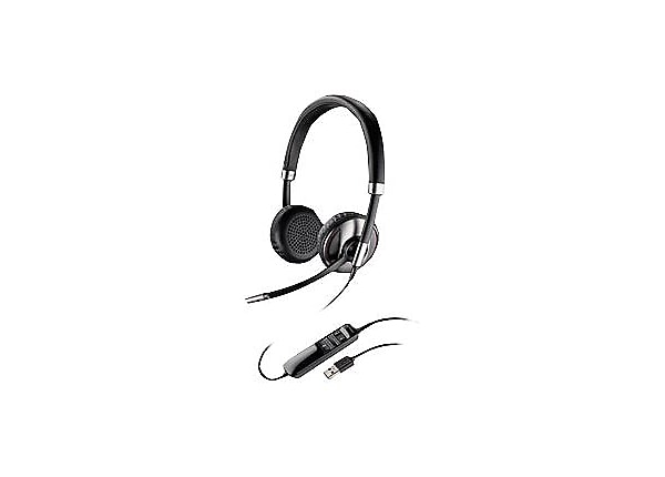 Plantronics Blackwire C720-M On Ear Headset