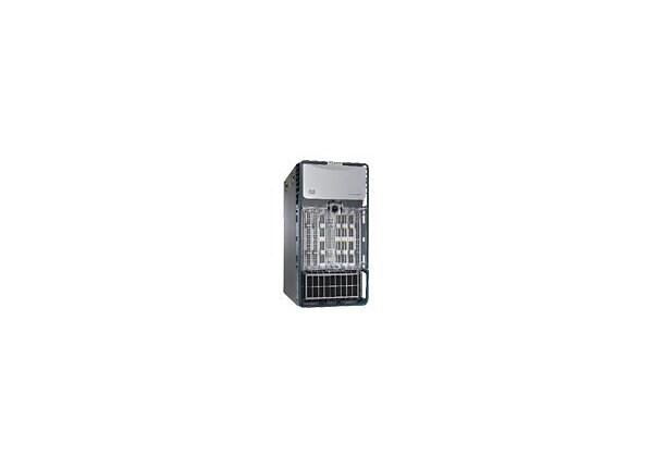 Cisco Nexus 7010 Bundle - switch - managed - rack-mountable - with Cisco Ne
