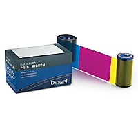 Datacard Go Green - black, yellow, cyan, magenta - consumables kit