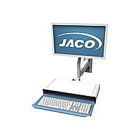 JACO Wall Arm, With Worksurface, Wa-60