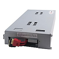 CyberPower RB1270X4 - UPS battery - lead acid - 7 Ah
