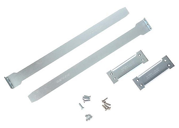 Cisco C49xxE front and rear mount brackets - rack mounting kit