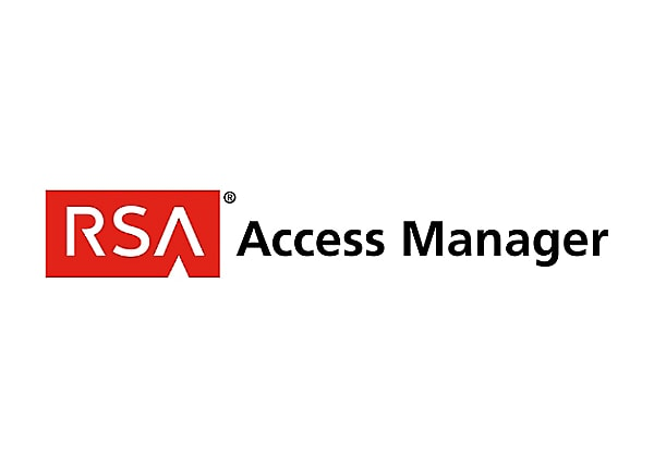 RSA Access Manager Core Bundle - license - 1 user