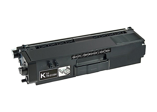 Clover Remanufactured Toner for Brother TN315BK, Black, 6,000 page yield