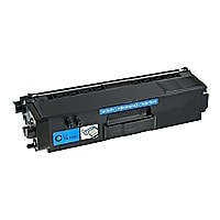 Clover Remanufactured Toner for Brother TN315C, Cyan, 3,500 page yield