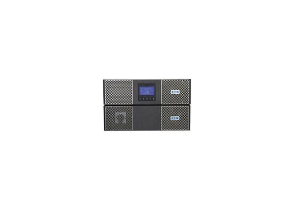 Eaton 9PX 9PX5KP1 - UPS - 4.5 kW - 5000 VA - with 6 kVA Power Pass Distribu