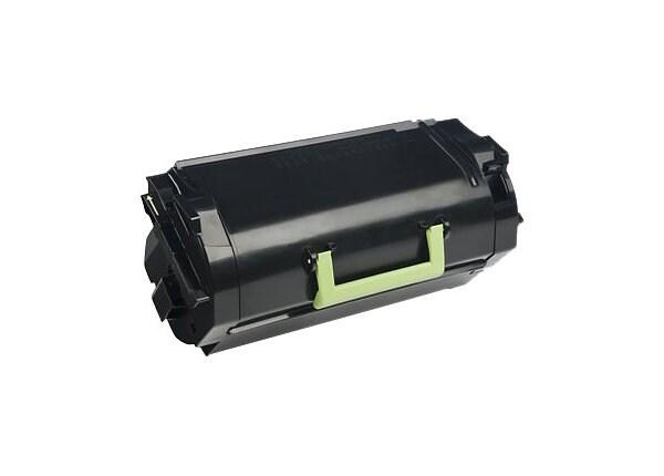 Lexmark 621H - High Yield - black - original - toner cartridge - LCCP, LRP
