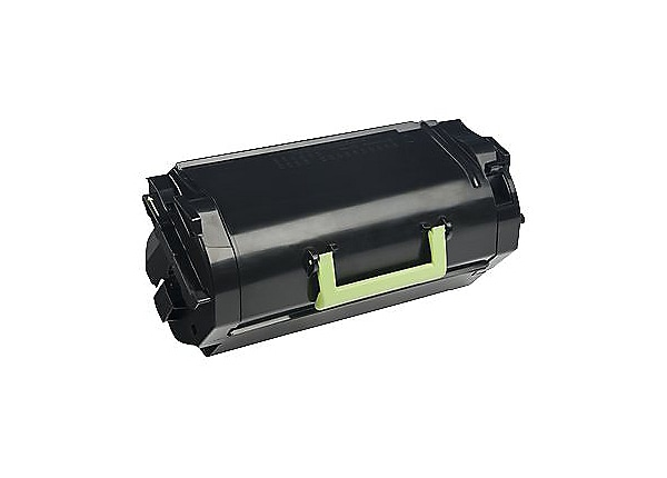 Lexmark 621X Black Extra High Yield Toner Cartridge