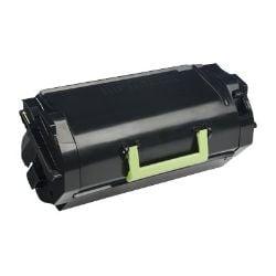 Lexmark 621 - black - original - toner cartridge - LCCP, LRP