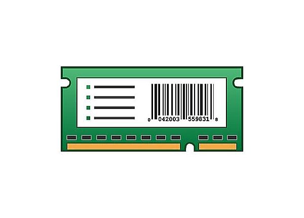 Lexmark Card for IPDS ROM (page description language)