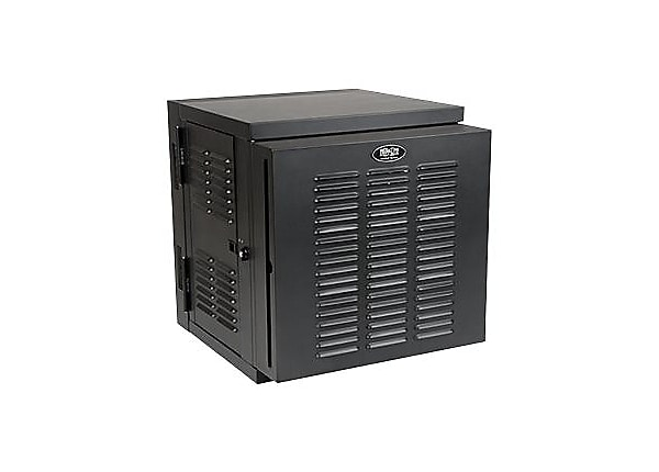 Tripp Lite 12U Wall Mount Rack Enclosure Cabinet Hinged Industrial NEMA