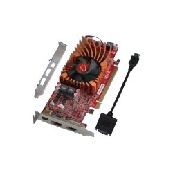VisionTek Radeon HD 7750 Graphics Card - 1 GB RAM