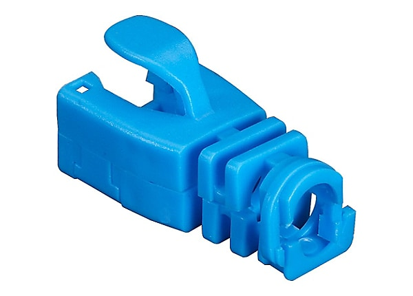 Black Box Snap-On Patch Cable Boot - network cable boots