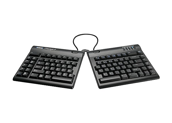 Kinesis Freestyle2 for PC with V3 Accessory Pre-Installed - keyboard - US -