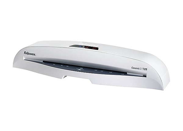 Fellowes Cosmic 2 125 - laminator - pouch