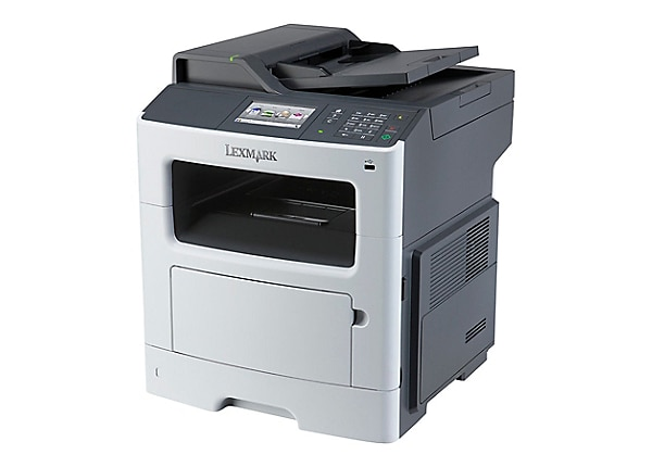 Lexmark MX410de 40 ppm Monochrome Multi-Function Laser Printer