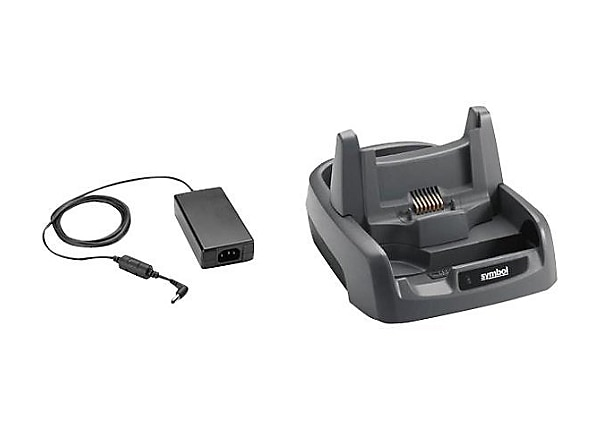 Zebra Single Slot Cradle Kit - docking cradle