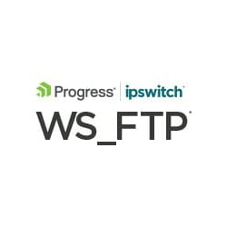 WS_FTP Professional (v. 12.4) - license + 1 Year Service Agreement - 1 user