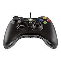 Microsoft Xbox 360 Controller for Windows - game pad - wired