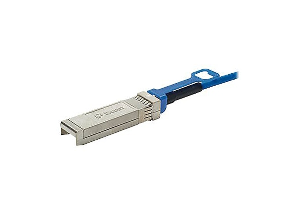 Panduit SFP+ Direct Attach Passive Cable Assemblies - 10GBase direct attach